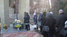 Мероприятия в память о жертвах голодоморов в Луганской области