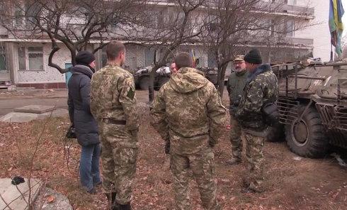 Силовики рассказали об обстановке в аэропорту Донецка