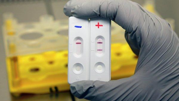 Быстрый диагностический тест для вируса Эбола eZyscreen