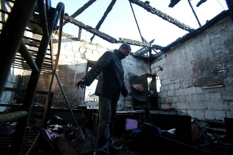 Separatistas pró-Rússia pede à ONU forças de paz, principalmente da Rússia, para evitar uma catástrofe humanitária