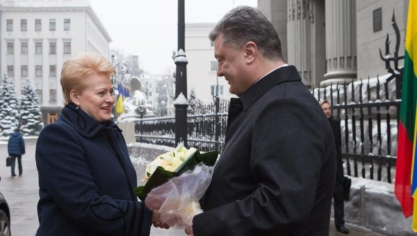 Ukraine agreed with Lithuania on military cooperation