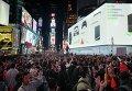 Акция протеста в Нью-Йорке. Архивное фото