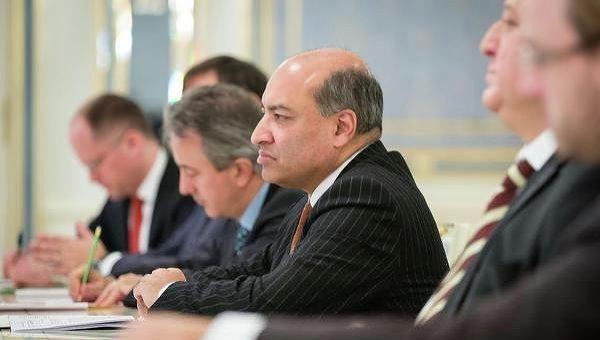 Президент ЕБРР Сума Чакрабарти. Архивное фото