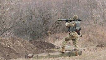 Батальон Айдар набирает пополнение. Видео