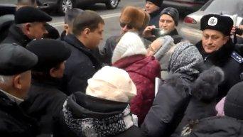 Виталий Ярема. Видео для онлайн-репортажа