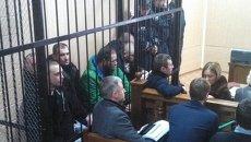 Суд в Одессе над участниками беспорядков 2 мая