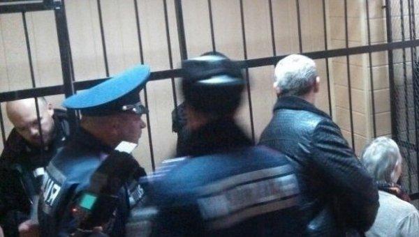 Суд над участниками беспорядков в Одессе 2 мая