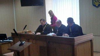Судебная коллегия одного из судов Одессы. Архивное фото