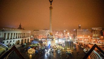 Ночь памяти на Майдане