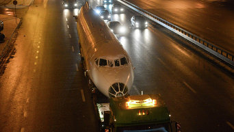 Самолет первых лиц Украины