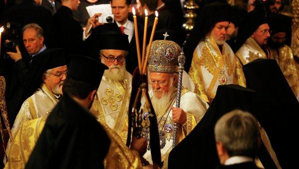 Патриарх Константинопольский Варфоломей I