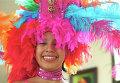 Карнавал в Коста-Рике. Архивное фото
