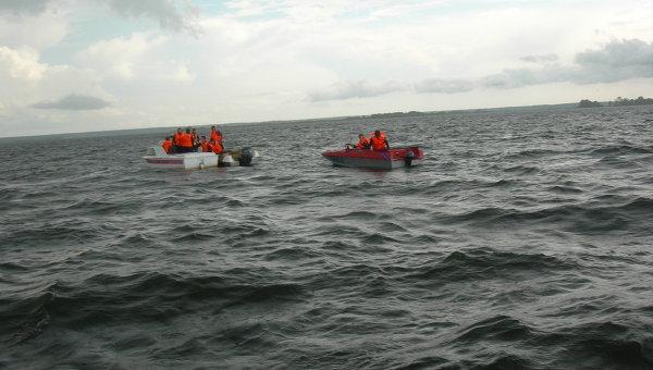 Спасательная операция. Архивное фото
