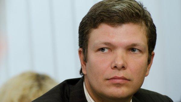 Леонид Емец. Архивное фото
