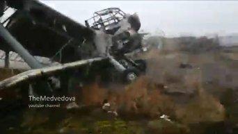 Аэропорта Луганска после штурма