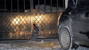 Теракт около части Нацгвардии в Харькове