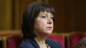 Глава Минфина Украины в новом Кабмине Наталья Яресько