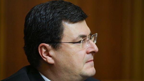 Глава Минздрава Украины в новом Кабмине Александр Квиташвили