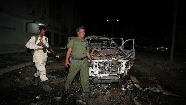 Ситуация в Сомали. Архивное фото