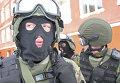 Сотрудники подразделений специального назначения РФ. Архивное фото