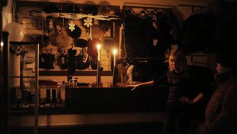 Отключении электричества. Архивное фото