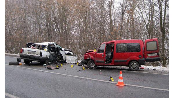 ВУкраинском государстве вступило всилу ограничение скорости транспорта
