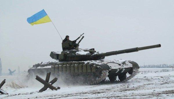 Силовики на Донбассе потеряли не боевыми более 400 бойцов