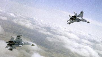 В 2016 г истребители НАТО 780 раз отслеживали самолеты России - СМИ