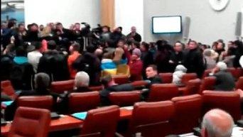 Мэр Запорожья подал в отставку
