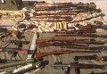 СБУ изъяла более 300 видов оружия