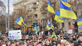 Харьков, 1 декабря 2013 года.