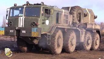 Силовики вынуждены ремонтировать военную технику круглосуточно
