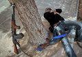 Сторонник оппозиции Ливии. Архивное фото