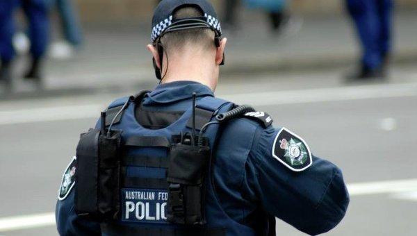 Полиция Сиднея. Архивное фото