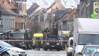 Спецоперация по освобождению заложника в Генте