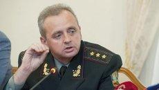 Виктор Муженко. Архивное фото