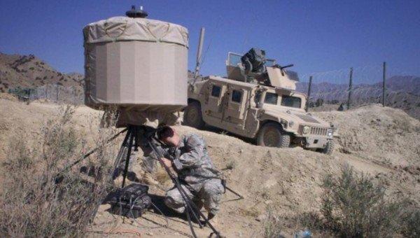 Антиминометный радар AN/TPQ-49