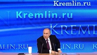 Владимир Путин и ситуации в Украине и Надежде Савченко