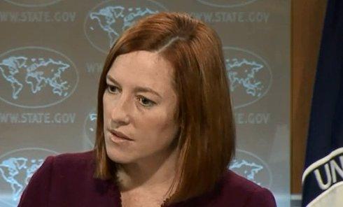 Джен Псаки ошибочно ввела новые санкции против России