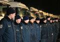 Отправка гумконвоя МЧС РФ в Донбасс