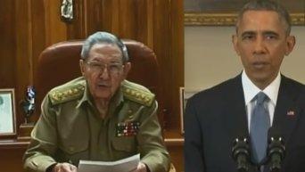 США отказались от политики изоляции Кубы. Видео