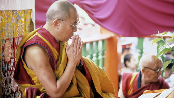 Далай-Лама XIV. Архивное фото