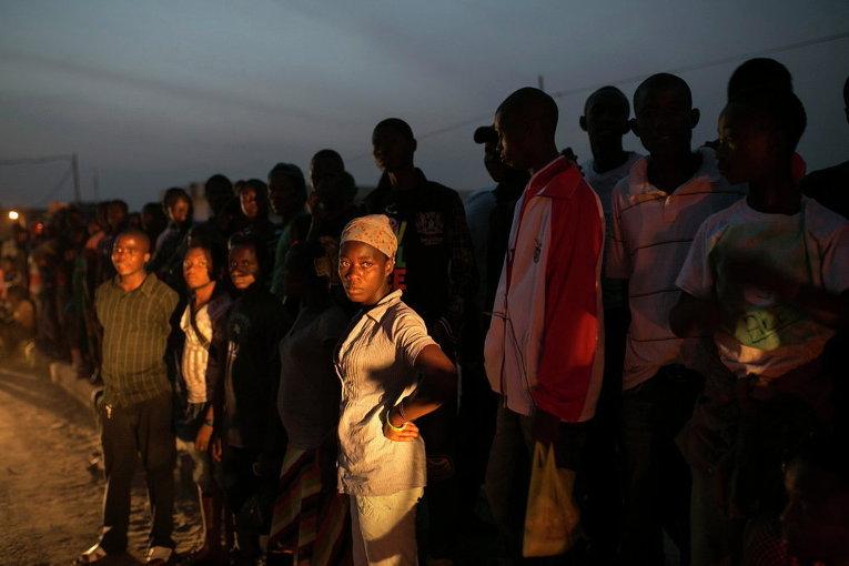 Ситуация в Сьерра-Леоне