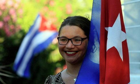 Реакция кубинцев на нормализацию отношений Острова Свободы с США
