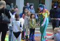 Детский новогодний праздник в НСК Олимпийский
