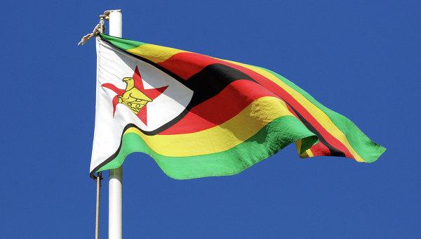Флаг Зимбабве