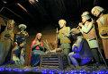 Празднование католического Рождества во Львове