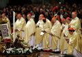 Рождественский сочельник в Ватикане