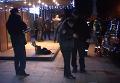 В столице под ноги депутатов во главе с Парубием бросили гранату. Видео