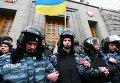 Беспорядки в Харькове. Архивное фото